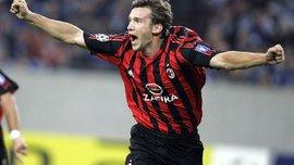 Гениальный ассист Пирло и эффектное завершение – 14 лет назад Шевченко в последний раз забил в Серии А