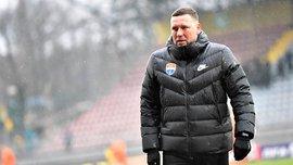 Тренер УПЛ озвучил оригинальное предложение о завершении чемпионата и Кубка Украины