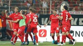 Игроки клуба Бундеслиги отказались от зарплат на период пандемии