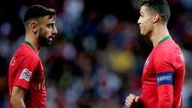 Бруну Фернандеш стремится повторить успехи Роналду в Манчестер Юнайтед