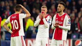 Аякс снова наказан за беспредел своих фанатов в еврокубках