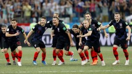 Віда разом з зірками збірної Хорватії насолодився тріумфом над Росією – син екс-динамівця у захваті