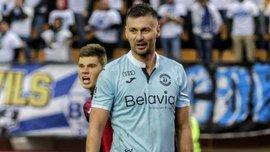 Мілевський та ще два екс-гравці УПЛ потрапили до збірної туру в чемпіонаті Білорусі