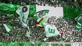 Вольфсбург получил наказание от УЕФА – соперника Шахтера подставили собственные болельщики