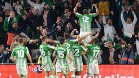 Бетіс взяв приклад з Барселони – гравці пожертвують своєю зарплатою задля працівників клубу