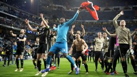 """Аякс розпочав у мережі війну з Рамосом – капітан Реала переміг опонента чотирма """"ударами"""""""