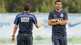Фонсека вспомнил свой провал в тренерском кресле Порту