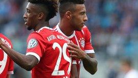 Дві зірки Баварії порушили правила безпеки на першому ж тренуванні – одному довелося піти з поля вже через 15 хвилин