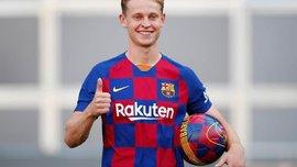 Де Йонг выделил игрока Барселоны, который удивил его – неожиданный вариант