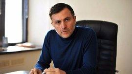 Метревелі відповів на закиди, що кандидат в президенти УПЛ лобіює інтереси Шахтаря