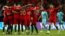 Збірна Португалії повернула половину преміальних за вихід на Євро – благородний вчинок від Роналду і компанії