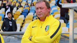 Шаран пригадав, як обирав між Динамо, Шахтарем і московським Спартаком