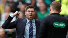 """""""Их заставили"""": Джеррард раскритиковал боссов лиги за давление на шотландские клубы"""