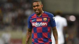 Малком: Звик у Барселоні тренуватися по 40-50 хвилин, тому й отримав травму