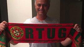 Моуринью снова намекнул на работу со сборной Португалии