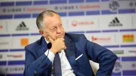 Президент Ліона значно зменшив собі зарплату – клуб встановив рекорд за прибутками попри пандемію
