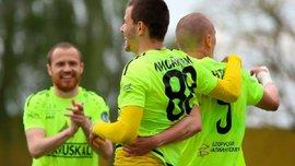 Уверенная победа парней Вернидуба в видеообзоре матча Шахтер С – Славия-Мозырь