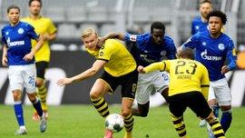 Перший тур Бундесліги після відновлення чемпіонату призвів до рекорду