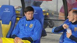 Селезньов ностальгійним фото пригадав виступи за збірну України