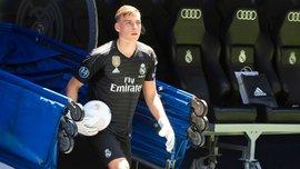 """""""Увидим Лунина в Реале в следующем году"""": Михайленко объяснил, почему Мадриду следует сделать ставку на украинца"""