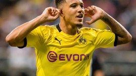 Санчо благодаря первому хет-трику в карьере установил рекорд Бундеслиги