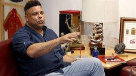 Роналдо назвав п'ятірку найкращих гравців сучасності – легендарний бразилець проігнорував Роналду