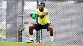 Умтіті повернувся до тренувань із Барселоною