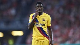 Дембеле погодився змінити Барселону на Ювентус – є одна проблема