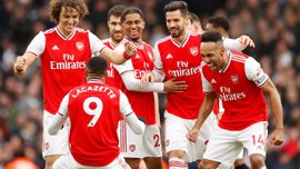 """Арсенал обрав оригінальний варіант форми на наступний сезон – """"кривавий"""" дизайн дещо лякає"""