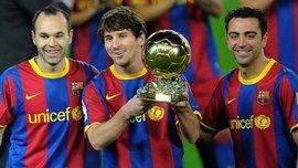 Иньеста составил портрет идеального игрока – легенда Барселоны нашел место даже соперникам