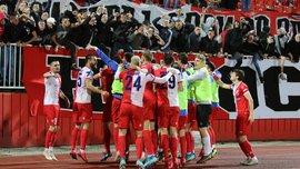 """У Сербії чвертьфінал Кубка відвідали """"мільйони"""" глядачів, а закінчилося все рахунком 5 цілих 4 десятих – курйоз дня"""