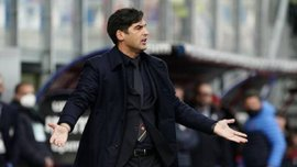 Фонсека озвучив головну претензію до гравців Роми після нічиєї з Інтером