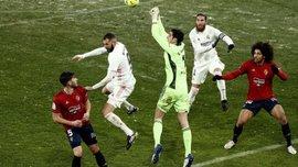 Маріонетка Переса. Реал провів жахливий поєдинок, але Зідан знайшов крайнього