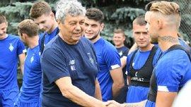 Луческу: На першому тренуванні Динамо у мене було лише 8 гравців