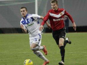 Эдуард Соболь уже играл против Динамо, правда его дубля и в Первой лиге
