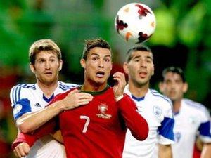 Роналду не допоміг Португалії