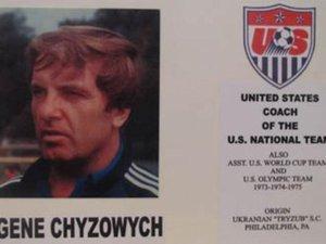 Євген Чижович увійшов у Зал слави футболу США