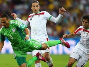 Поки що найслабший матч Мундіалю. Іран - Нігерія - 0:0