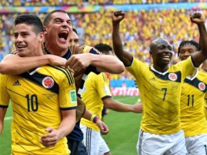 """""""Кафетерос"""" мчать у плей-оф. Колумбія - Кот-д'Івуар - 2:1. ВІДЕО"""