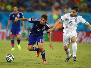 Японія vs Греція