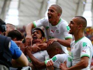Заплутали карти у групі. Південна Корея - Алжир - 2:4