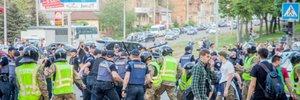 Динамо – Шахтар: поліція відкрила кримінальне провадження за фактом бійки фанатів з правоохоронцями