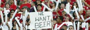 УЄФА дозволив продаж алкоголю на матчах єврокубків