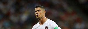 Роналду пропустить перший матч Ліги націй через дискваліфікацію