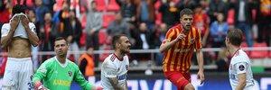 Кравець забив гол п'ятою у матчі Кайсеріспора
