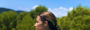 """""""Обнаженная, потому что хочу"""", – соблазнительная жена бывшей надежды Реала Гарая не против, чтобы все не комплексовали"""
