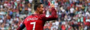 Роналду повернеться у збірну Португалії на заключні матчі Ліги націй