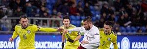 Лига наций: Казахстан разошелся миром с Латвией