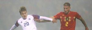 Лига наций: Бельгия победила Исландию, Босния сыграла вничью с Австрией и вышла в дивизион А