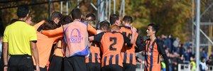Юнацька ліга УЄФА: Шахтар на виїзді не втримав перемогу над Хоффенхаймом